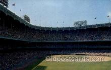 spo023680 - Yankee Stadium New York City, New York Base Ball Baseball Stadium Postcards Post Card