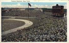 spo023696 - Yankee Stadium New York City, New York Base Ball Baseball Stadium Postcards Post Card