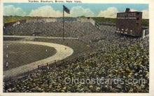 spo023697 - Yankee Stadium New York City, New York Base Ball Baseball Stadium Postcards Post Card