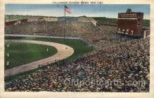 spo023701 - Yankee Stadium New York City, New York Base Ball Baseball Stadium Postcards Post Card