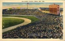 spo023705 - Yankee Stadium New York City, New York Base Ball Baseball Stadium Postcards Post Card