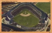 spo023713 - Yankee Stadium New York City, New York Base Ball Baseball Stadium Postcards Post Card