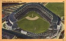 spo023718 - Yankee Stadium New York City, New York Base Ball Baseball Stadium Postcards Post Card