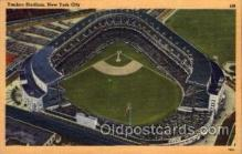 spo023722 - Yankee Stadium New York City, New York Base Ball Baseball Stadium Postcards Post Card