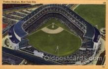 spo023723 - Yankee Stadium New York City, New York Base Ball Baseball Stadium Postcards Post Card