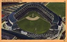 spo023726 - Yankee Stadium New York City, New York Base Ball Baseball Stadium Postcards Post Card