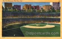 spo023756 - Polo Grounds, New York City, USA Baseball Stadium Postcard, Post Card