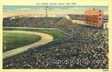 spo023762 - Yankee Stadium, Bronx, New York City, USA Baseball Stadium Postcard, Post Card