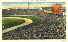 spo023764 - Yankee Stadium, Bronx, New York City, USA Baseball Stadium Postcard, Post Card