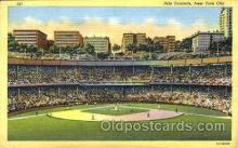 spo023765 - Polo Grounds, New York City, USA Baseball Stadium Postcard, Post Card