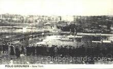 spo023777 - Polo Grounds, New York City, USA Reproduction 1974 Base Ball Stadium Postcards, Post Cards