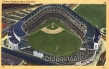 spo023779 - Yankee Stadium, Bronx, New York City, USA Base Ball Stadium Postcards, Post Card