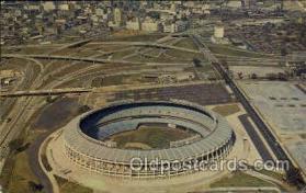 spo023783 - Base Ball Stadium Postcards, Post Card