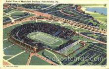 spo023786 - Aerial View of Municipal Stadium, Philadelphia, PA, USA Base Ball Stadium Postcards, Post Card