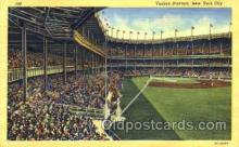 spo023791 - Yankee Stadium, Bronx, New York City, USA Base Ball Stadium Postcards, Post Card