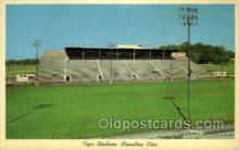 Tiger Stadium Massillon Ohio USA