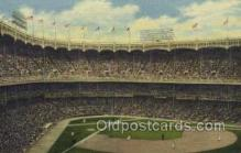 Yankee Stadium New York USA
