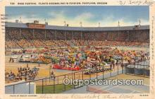 spo023827 - Baseball Stadium Postcard