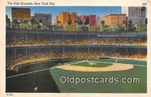 spo023828 - Baseball Stadium Postcard