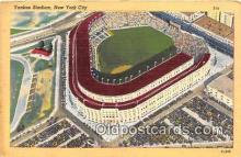 spo023829 - Baseball Stadium Postcard