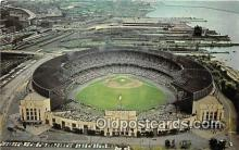 spo023832 - Baseball Stadium Postcard