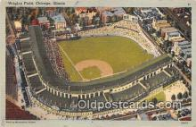spo023834 - Baseball Stadium Postcard