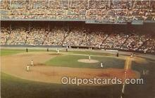 spo023838 - Baseball Stadium Postcard