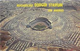 spo023840 - Baseball Stadium Postcard