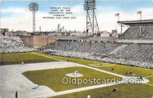 spo023842 - Baseball Stadium Postcard