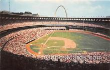spo023843 - Baseball Stadium Postcard