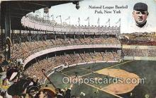 spo023844 - Baseball Stadium Postcard