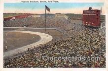 spo023845 - Baseball Stadium Postcard