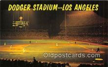 spo023848 - Baseball Stadium Postcard