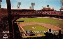 spo023853 - Baseball Stadium Postcard