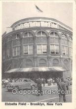 spo023854 - Baseball Stadium Postcard