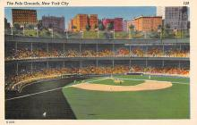 spo023A007 - New York Giants, Polo Grounds, USA, Base Ball,  Baseball Stadium, Postcard