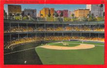 spo023A015 - New York Giants, Polo Grounds, USA, Base Ball,  Baseball Stadium, Postcard