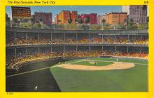 spo023A031 - Polo Grounds, New York City, NY, USA Baseball Stadiums, Base Ball Stadium, Postcard