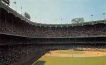 spo023A037 - Yankee Stadium, Bronx, NY, USA Baseball Stadiums, Base Ball Stadium, Postcard