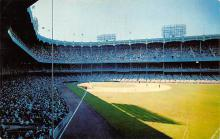 spo023A051 - Yankee Stadium, Bronx, New York, USA, Baseball, Base Ball Stadium Postcard