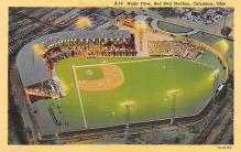 spo023A089 - Red Bird Stadium, Columbus Ohio, USA, Baseball Stadium Postcard