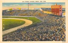 spo023A091 - Yankess, New York City, USA Baseball Stadium Postcard
