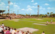 spo023A099 - Spring Training for Detroit Tigers, Henley Field, Lakeland Florida, USA, Baseball Stadium Postcard