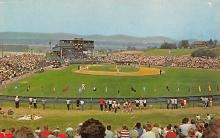 spo023A105 - Little League Baseball, South Williamsport, PA USA, Baseball Stadium Postcard