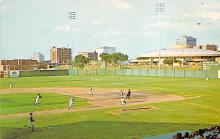 spo023A111 - Lawrence Stadium, Wichita, KS, USA Baseball Stadiums, Base Ball Stadium, Postcard