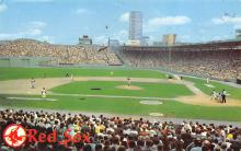 spo023A161 - Fenway Park Home of the Red Sox Boston, Massachusetts Base Ball Baseball Stadium  Post Card