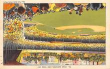 spo023A177 - Polo Grounds, NYC, USA Home of the New York Giants, Base Ball Baseball Stadium  Postcard