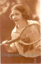 spo024074 - Tennis Postcard Postcards