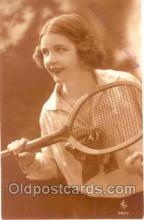 spo024074 - Tennis Postcard Postcards