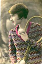 spo024200 - Tennis Postcard Postcards